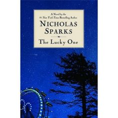 1. The Lucky One by Nicholas Sparks
