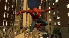 The Amazing Spider Man 2 game screenshot