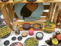 Nosotros somos #Npulgarte #EcoLove #BazarItinerante #Consumelocal #HechoenMéxico