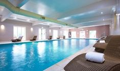 Groupon - Cheshire: 1 Night for 2 with Breakfast, Health Club & Option for Wine, Dinner, Treatment at 4* Hallmark Hotel Manchester in Hallmark Hotel Manchester. Groupon deal price: £79
