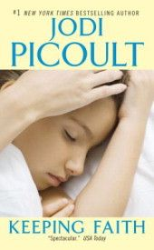 Jodi Piccoult books  make me  want to cry but I can't stop reading them :) Great Book!