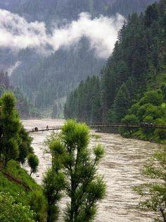 Neelum Valley, Azad Kashmir, Pakistan.