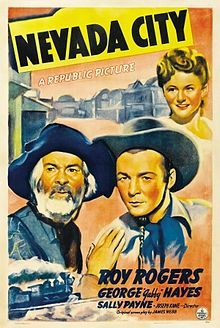 A Roy Rogers classic, this tale of murder and railroads was released in 1941.