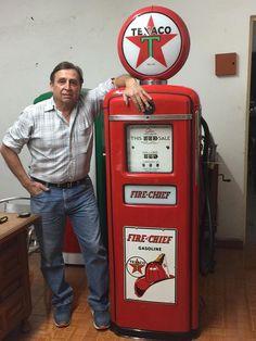 gilbarco gas pump. gilbarco gas pump restored