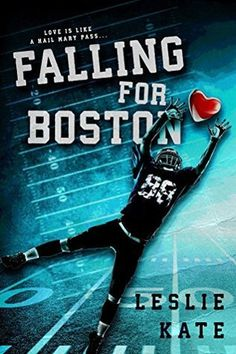 Falling for Boston Leslie Kate Publication date: October 13th 2016 Genres: Adult, Comedy, Romance As the youngest of four, Dylan has always been the baby. But don't let that fool you; she's not you…