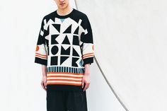 For 2015 spring/summer, Danish fashion imprint Henrik Vibskovpresents a selection of eccentricdesignsin cohesion with the brand's clean-cut aesthetics. Consisting ofvarious pullovers, crewnecks an...