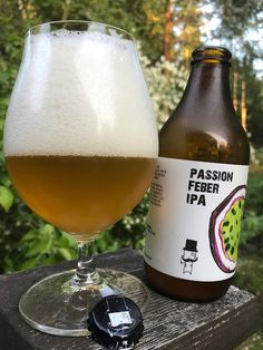 Brewski Passion Feber IPA