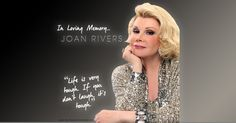 """I just earned 3 coins in the """"In Loving Memory of Joan Rivers <3"""" Challenge!"""
