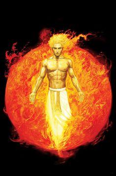 Brahma - Hindu Mythology – Brahma is the Hindu god (deva) of creation and one of the Trimurti, the others being Vishnu and Shiva.