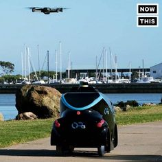 Denne sikkerheds drone-bil duo, er teknologiens svar på Batman og Robin 😊. Visit our Site: https://www.areagoods.com