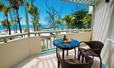 Ambre Resort room balcony view