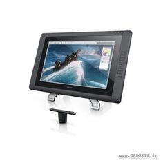 Wacom Cintiq 22HD -22 inch LCD screen with Cordless, Battery-free Pen (DTK-2200/K0-C)