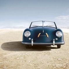 Porsche - Porsche 356 Speedster