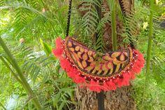 embroidered indian shoulder bag by weloveboho on Etsy