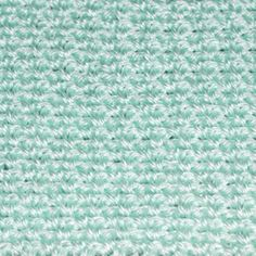 Pictures of Crochet Stitches