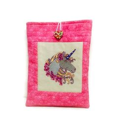 Unicorn gifts Book sleeve Covers for tablets Apple Ipad