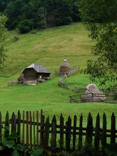 Cottage in Rucar Romania