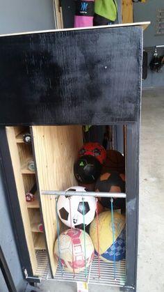 Organization   Ball Storage | Pinterest | Ball Storage, Organisations And  Storage Ideas