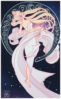 Sailor Moocha Here's the link to the original piece by Alphonce Mucha.