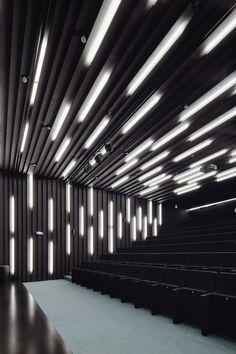 Lisbon Aquarium - Extension #architecture #theatre