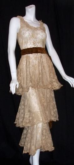 dorthea's vintage closet - lovely clothing from the 20s & 30s