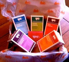 Mummy Rated Blog - Review of Mama Tea