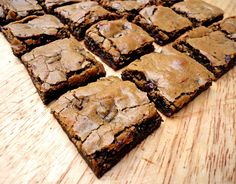 Chocolate Chip Coffee Blondies (I have a lot of those Starbucks instants to use up...)
