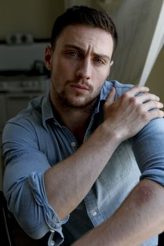 Le regard séducteur d'Aaron Taylor-Johnson