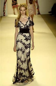 Alice temperley couture gown