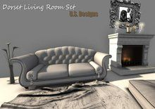 U.S Designs Dorset Sofa (WithTexture and color change by hud) - 264 HQ animations - Xpose powered and Xcite! compatible