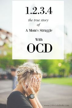 Ever Wondered What OCD really is? In this post I tell you all about my struggle with the disorder! Click through to read what a day in my life is like battling OCD  OCD | Health | Mom Health