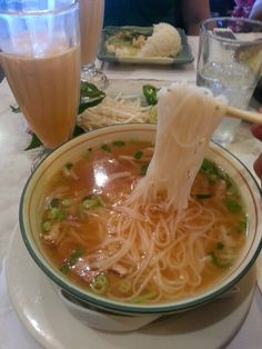 Yummy pho!!