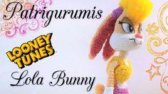 Como montar a nuestra Lola Bunny Amigurumi!!