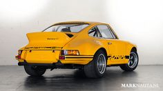 PORSCHE (Germany) 911 Carrera RSR 2.8