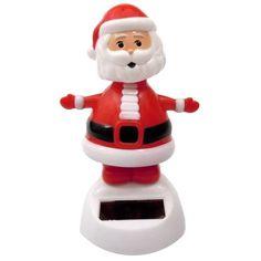 TOPSELLER! Solar Power Motion Toy - Santa Claus $2.49