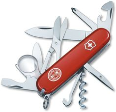 Victorinox Swiss Army Explorer Eagle Scout Multi-Tool, 16 Functions $41.95