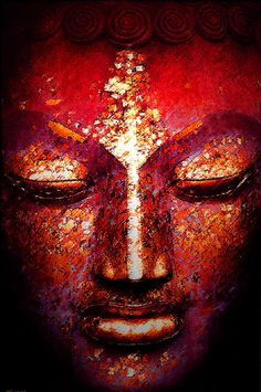 Quotes & Articles on Buddha, Buddhism, Meditation, Dharma, Suffering & Equanimity Buddha Face, Buddha Zen, Art Visage, Buddha Painting, Buddhist Art, Oeuvre D'art, Painting Inspiration, Drawings, Artist