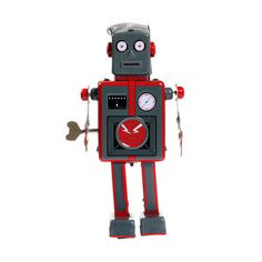 Coil Head Robot, $20, now featured on Fab.