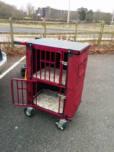 Dog Show Trolley Covers Uk