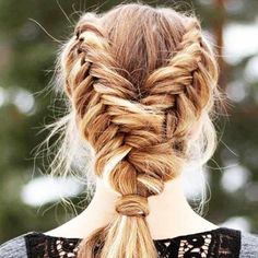 *INSPIRATION HAIRSTYLE* 10 Hairstyles to wear at the beach this summer