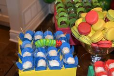 The Very Hungry Caterpillar Birthday Party Ideas | Photo 1 of 15