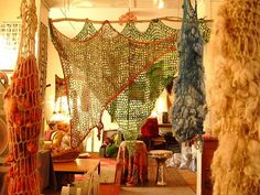 Adore this creative space