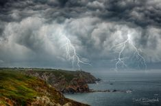 Guernsey storm II by Devid Camerlynck on 500px