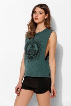 Truly Madly Deeply Between Two Worlds Muscle Tee