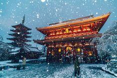 #1 Senso-Ji Temple, Asakusa, Tokyo