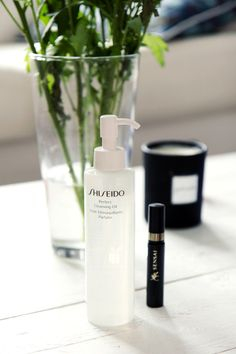 Kaikki mitä rakastin - Blogi | Lily.fi Shiseido, Lily, Soap, Personal Care, Bottle, Beauty, Self Care, Personal Hygiene, Flask