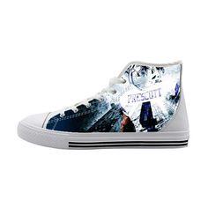 Dallas Cowboys Dak Prescott High Top Canvas Shoes
