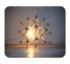Spare, lampe de sol éco design, suspension écologique, LED, Plankton, fabrication artisanale
