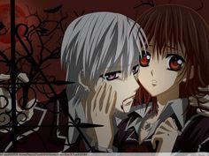 vampire knight | Vampire Knight Zero & Yuuki