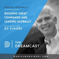 There are those that accomplish great things and then turn around and remember they all started with nothing. So they turn back and gather their life and share it with the world. DG has many more things to accomplish yet has done more than what few can imagine in 10 lifetimes.   He is changing lives and buying businesses making a difference in every transaction. Tune in today and listen in on DG Elmore's secrets to his strategy in life and business…